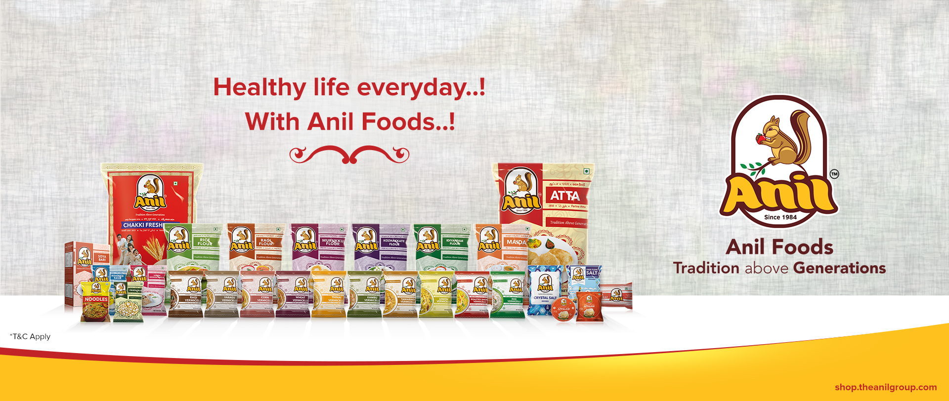 anil products